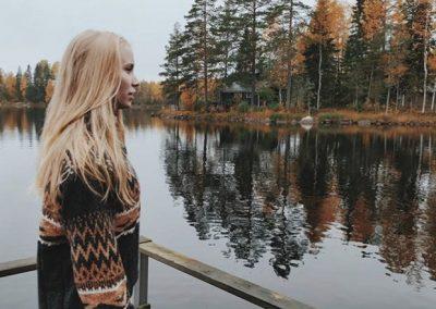 Erikoisuuksien Kinnula – Luonnonkaunis erämaa- ja vesistömiljöö
